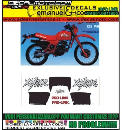 XL 125 R 1988