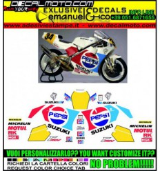 RGV 250 GAMMA 1988 - 1990 SP PEPSI EDITION PISTA RACE