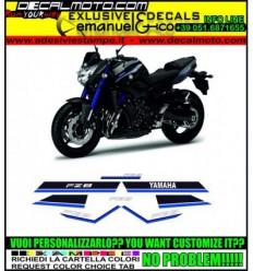 FZ8 BLUE RACE 2014