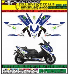 TMAX 530 2012 - 2014 M1 MOTO GP MOVISTAR