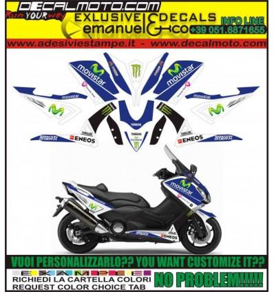 TMAX 530 2012 - 2014 M1 MOTO GP MOVISTAR