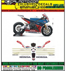 CBR REPLICA 600 1000 RR F TT LEGEND 2012