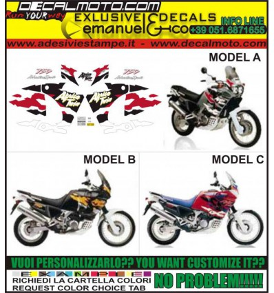 XRV AFRICA TWIN RD07 750 1996