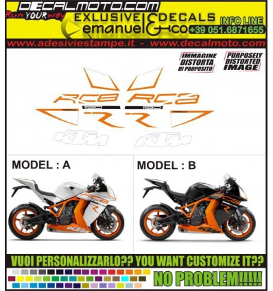 RC8 1190 R 2011 - 2012