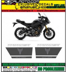 MT 09 TRACER 900 2017 BLACK