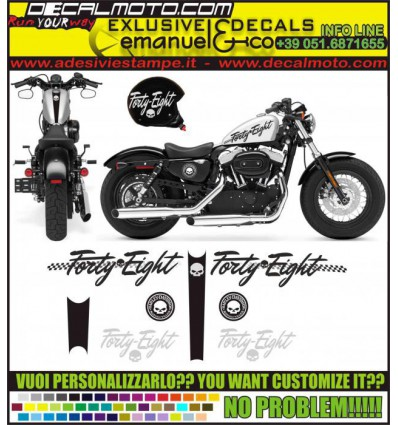 XL 1200 X FORTY - EIGHT 48 FORMANUDESIGN