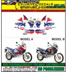 XRV AFRICA TWIN RD07 750 1994