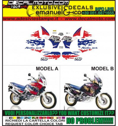 AFRICA TWIN XRV RD07 750 1994