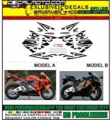 CBR 600 RR 2005 TRIBAL