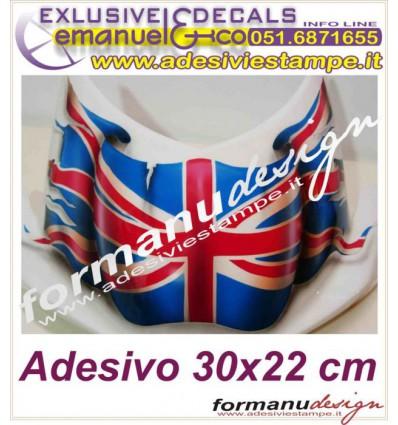 CUPOLINO BANDIERA FLAG FRONT