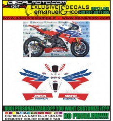 CBR REPLICA 600 1000 RR F TT LEGEND 2013