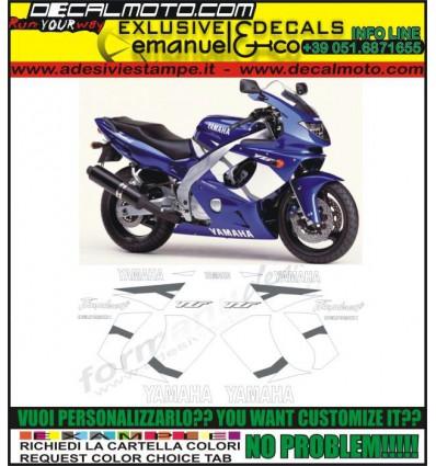 THUNDERCAT 600 R 2002