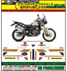 AFRICA TWIN CRF 1000 L REPLICA DAKAR ROTHMANS