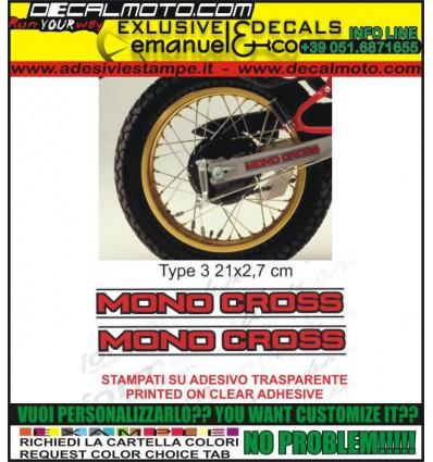 MONOCROSS TYPE 3