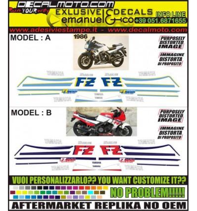 FZ 750 1986