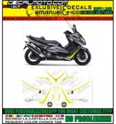 TMAX 2008 - 2011 M1 MOTO GP ROSSI GO!!!!