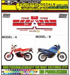 XT 600 Z TENERE 1988 3AJ
