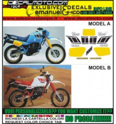 XT 600 Z TENERE 1985 55W