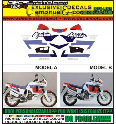 AFRICA TWIN XRV RD04 750 1990