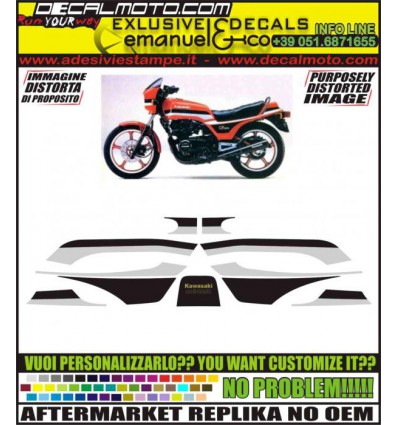 GPZ 550 1983