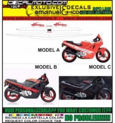 CBR 600 F 1988 HURRICANE