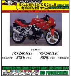 SS 750 SUPERSPORT NUDA 1991