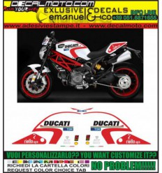 MONSTER 696 795 796 800 1100 REPLICA MOTO GP 2016