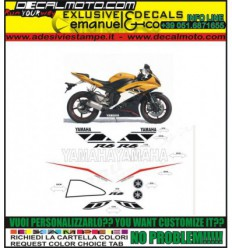 YZF R6 2007 LAGUNA SECA LIMITED EDITION