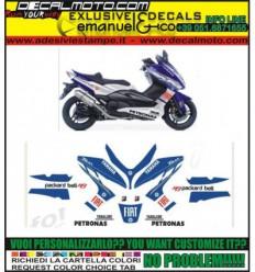 TMAX 2008 - 2011 M1 MOTO GP FIAT