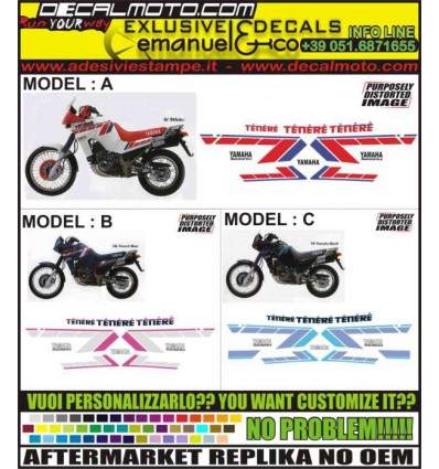 XT 660 Z TENERE 1992