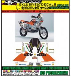 LC8 950 990 ADVENTURE DAKAR MEONI