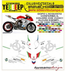F3 675 800 SUPERSPORT YAKHNICH REPARTO CORSE