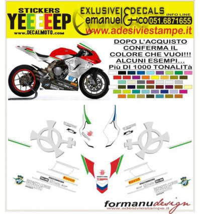 F3 675 SUPERSPORT YAKHNICH REPARTO CORSE