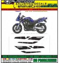 FZ6 FAZER OLD STYLE 2002