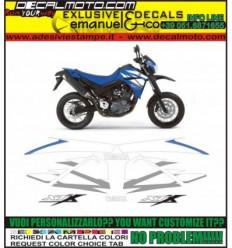 XT 660 X 2006 BLUE