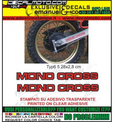 MONOCROSS TYPE 6