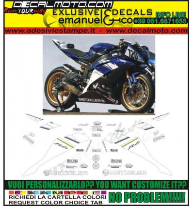 YZF R6 CUP