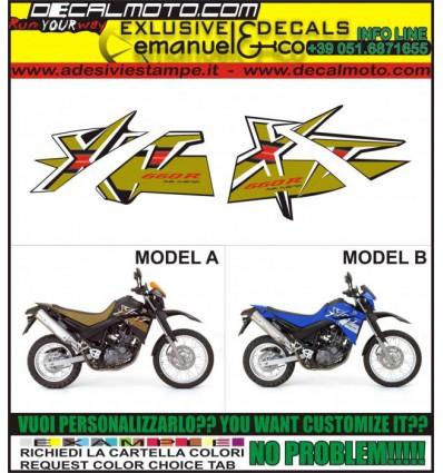 XT 660 R 2007