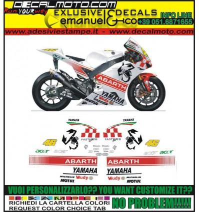 R1 R6 REPLICA MOTO GP ABARTH