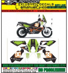 LC8 950 990 ADVENTURE REPLICA MONSTER ENERGY