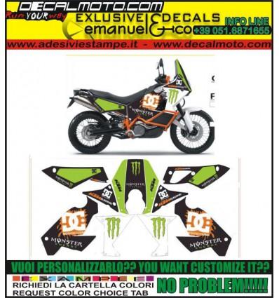 LC8 950 990 ADVENTURE REPLICA MONSTER ENERGY