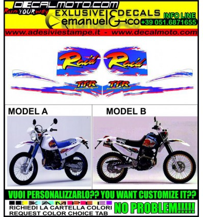 TTR 250 RAID 1994