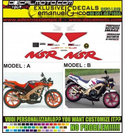 NSR 125 FM 1991 JC20