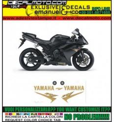 YZF R1 2008 BLACK