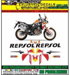 CRF 1000L AFRICA TWIN REPLICA REPSOL