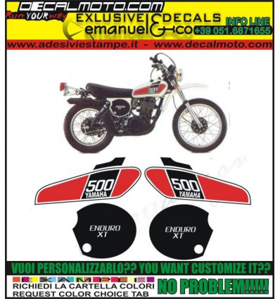 XT 500 1976