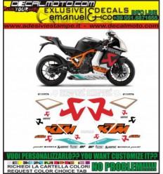 RC8 1190 2010 R REPLICA AKRAPOVIC IDM