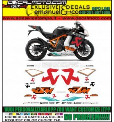 RC8 1190 R 2010 AKRAPOVIC IDM REPLICA