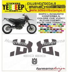 SM 610 2005 - 2007 GREY
