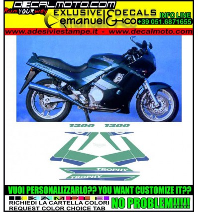 TROPHY 1200 FIRST EDITION 1990